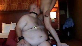 Spanking Bondage Sex SM Domination BDSM with a Superchub