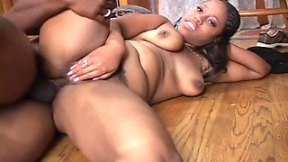 African Girl Anal