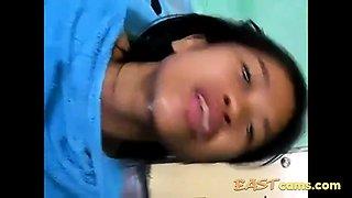 Hot Amateur Thai teen