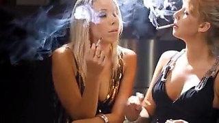 i love watching gorgeous girls smoking long cigarettes