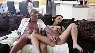 Old teacher fuck young girl What would you prefer - computer