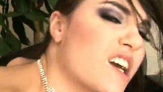 Sasha Grey is smoking hot! The gonzo babe has a tight young