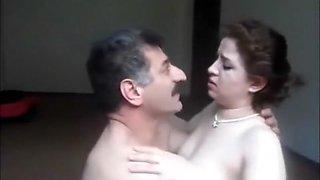 Cheating Arab Secretary Fucked by Her Boss