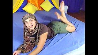 Cute muslim gal again