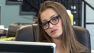 dani daniels office secretary