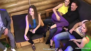 hot group sex Russian students the best