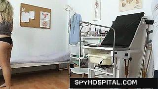 A hidden cam trap at gyno clinic