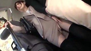 Groped on bus 001