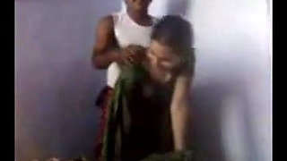 Desi aunty fucked with hubbys friend