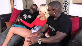 Layla Price Wants To Get Her Holes Stuffed With Black Cock