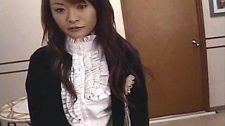 Hottest Japanese whore in Amazing Fingering, Voyeur JAV video