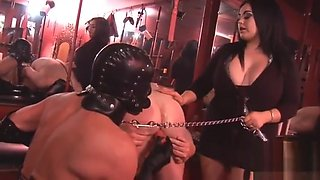 Mistress Jemstone - Two bi slaves