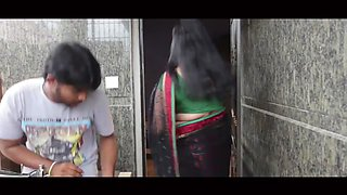 Free Indian porn with fat slut shagging