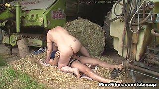 Hottest pornstar in Fabulous Swallow, European adult movie