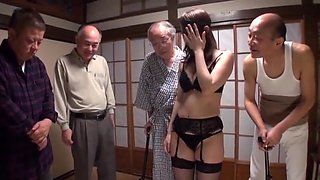 Japanese girl for old men