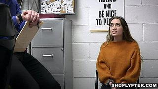 Shoplifter stepdaughter faces stepdaddy  s punishment