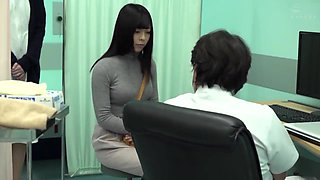 Japanese Fake Doctor Cum Inside Me