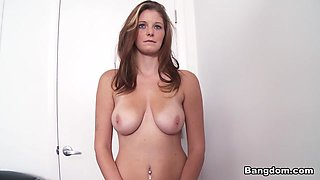 Amber in Sweet Blue Eyes Knows How To Have A Good Time - BangBros