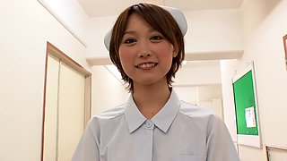 Incredible Japanese girl in Fabulous Nurse, HD JAV movie