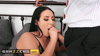 Brazzers Real Wife Stories Angela White & Keiran Lee You Gotta Help My Wife