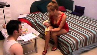 femdom feeding humiliation