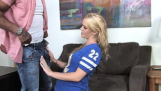 Pregnant Hydii May Gets Creampied By A BBC