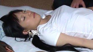 Exotic Japanese girl in Hottest Oldie, College/Gakuseifuku JAV movie
