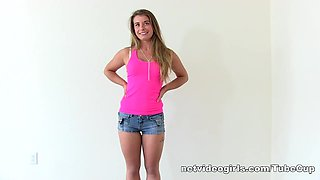 Real Girl - Unreal Audition
