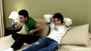 College Dudes - Elliott and Jake