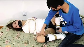 Japanese Intense BDSM and Bondage Sex
