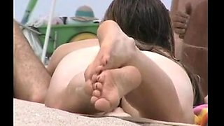 Hairy Girls At Nude Beach