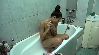 Czech Wife Swap - Amateur Blowjob with Swapped Wife
