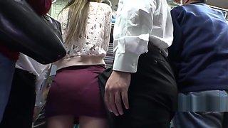 Hot Asian Teen Fucked On The Bus