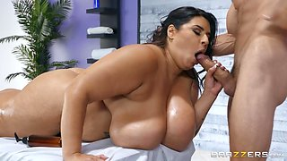 Sofia Rose & Bambino in Can You Handle This - BRAZZERS