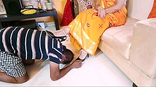 Indian Mistress at Home