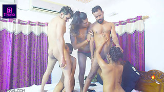 Indian Web Series Erotic Short Film Gang Bang Uncensored