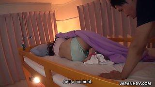 Seshiru Kurosaki - Japanese Pervert Fucks His Sleeping Stepsisters