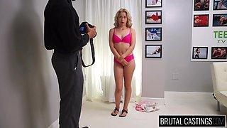 Sex Addicted Goldie Brutal Porn Video