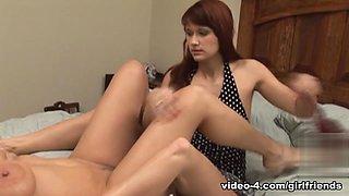 Shayna & Lily Redd in Lesbian Seductions #12, Scene #02