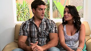 Brazzers - Real Wife Stories - Threesome Ther