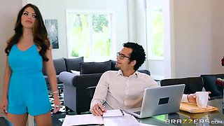 Adriana Chechik's HC Squirt and Anal Compilation by BRAZZERS
