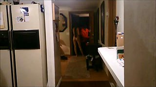 PIZZA DELIVERY GUY FLASH DARE FLASHING TAKE 2