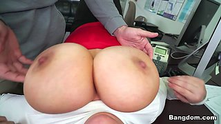 Brandy Talore in After Hours Fun With Brandy Talore - BigTitsRoundAsses