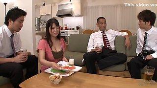Vec-288 The Manager's Wife Is Too Erotic - Mariki Yuk