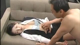 Takako Kitahara - Office Lady Sister Scene two