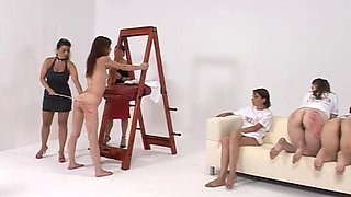 Awesome babes like when they get punished more than anything