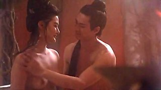 King-Man Chik,Pauline Chan,Unknown,Various Actresses in Erotic Ghost Story III (1992)