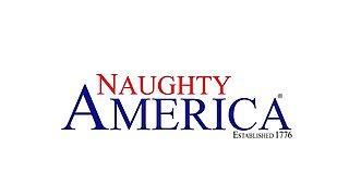 Naughty America - Desiree Nevada fucks her contractor