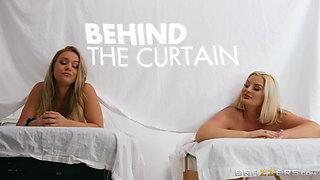 Brazzers - Behind The Curtain - Julie Cash, Keiran Lee