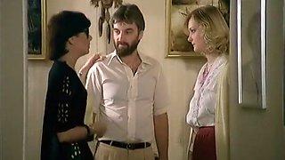 Alpha France - French porn - Full Movie - La Petite Etrangere (1980)